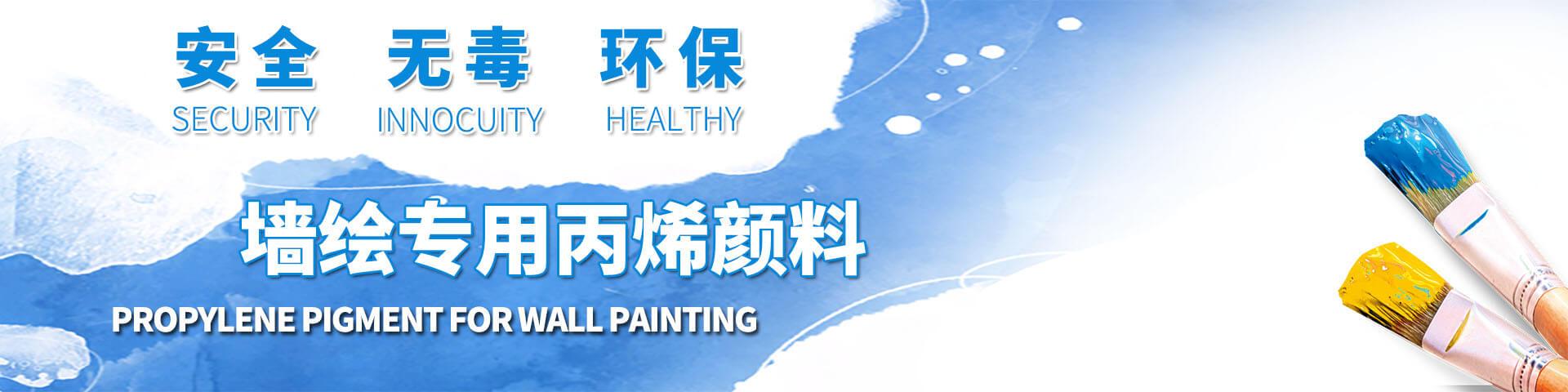 赣州墙体彩绘在各县的分布图