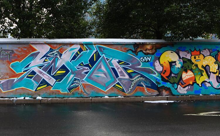 墙绘文化和城市文化墙的历史由来
