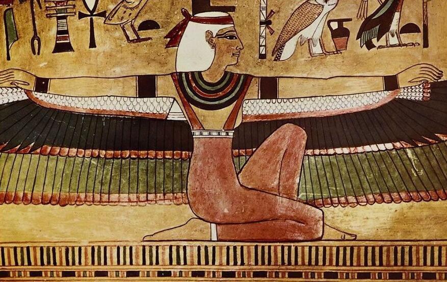 壁画的形式美学特征