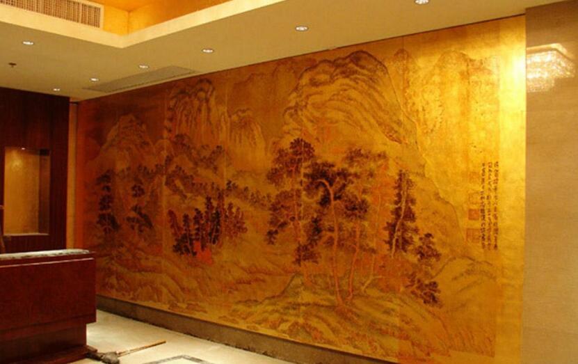 壁画的设计样式详解