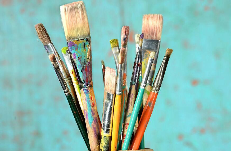 画丙烯画需要哪些工具?