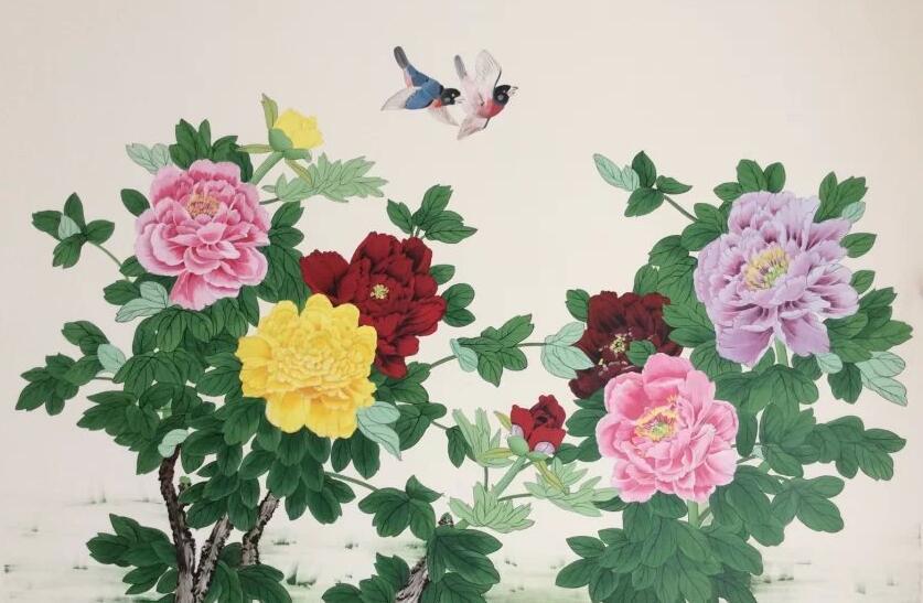 绘制室内墙绘的具体步骤以及注意事项