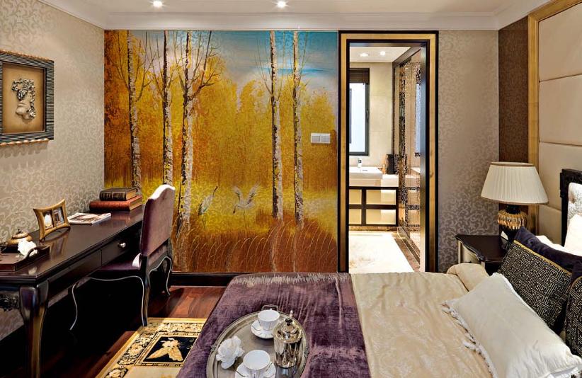 浅谈墙绘和艺术装修设计