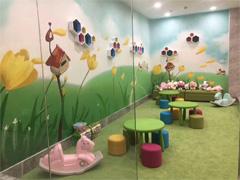 赣州墙绘公司:幼儿园墙体壁画彩绘