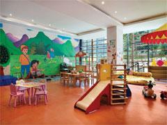 幼儿园室内手绘墙