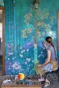 与众不同的DIY手工墙绘制作教程