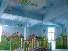 为什么用墙绘来做居家装修?
