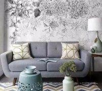 家装墙绘赏析以及注意事项