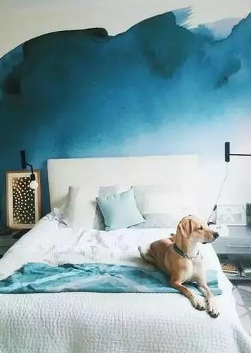 客厅类墙绘