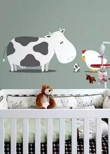 卧室类墙绘