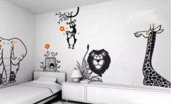 赣州墙画—作自己墙面的艺术家