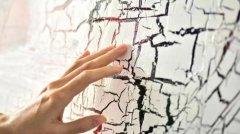 墙绘用这样的爆裂丙烯,简单的平涂也可以很美
