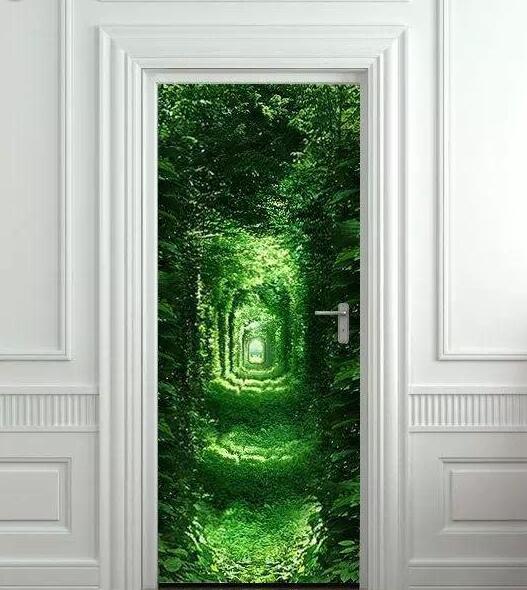 童话3D居家墙绘展示