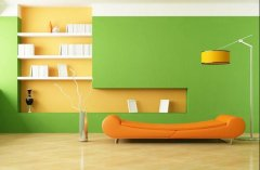 居家墙绘配色方案推荐