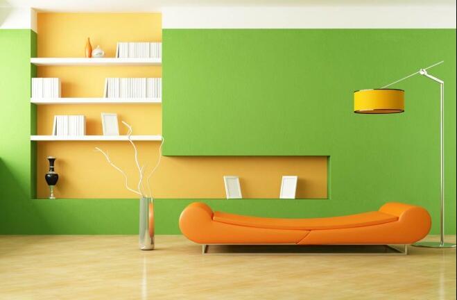 家居客厅配色