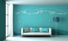 如何设计出一幅出色的室内墙绘
