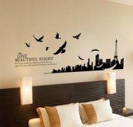 10款富有灵感的美丽创意墙绘DIY艺术