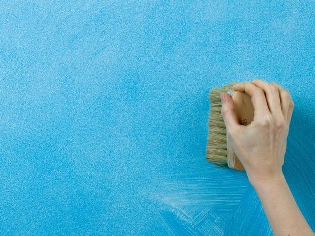 墙绘色彩洗刷