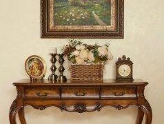 印象派绘画在墙绘中的运用