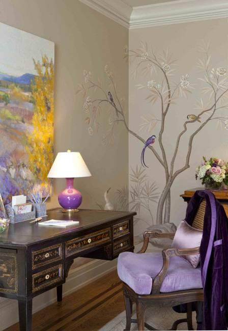 现代墙绘壁画