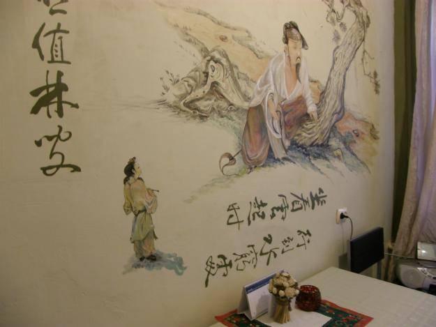 欧式墙绘壁画主题