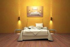 时尚的墙绘颜色适合所有的装饰风格