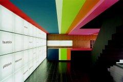现代建筑墙绘设计理念