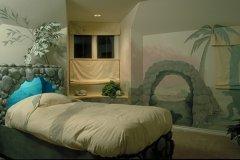 超前室内手绘墙设计理念赏析