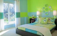 概念墙绘漆颜色组合案例欣赏