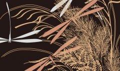 植物墙绘之墙绘草案例展示