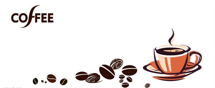 咖啡漫画墙绘