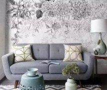 家中这些地方最适合画墙绘