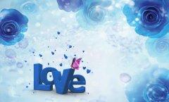 这样的爱情主题墙绘,太浪漫了