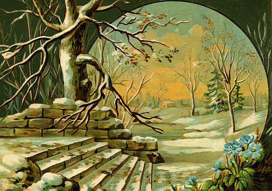 复古动漫墙绘主题