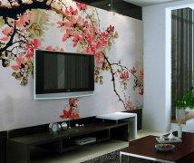 电视背景墙绘设计方案规划