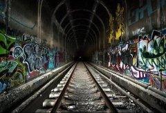 国外涂鸦墙绘发展历程