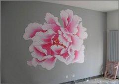 画墙绘用什么颜料?