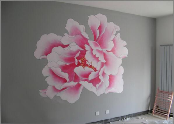 丙烯墙绘颜料