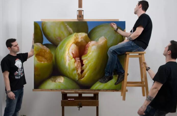 美食手绘艺术家