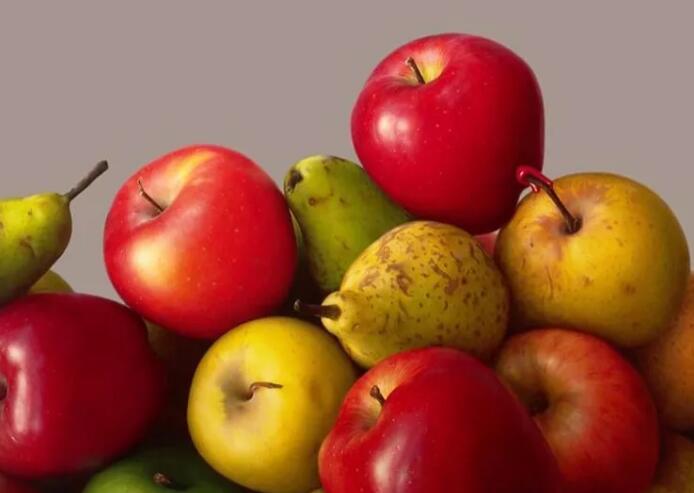 水果手绘艺术