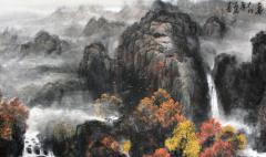 中国画与西洋画的区别