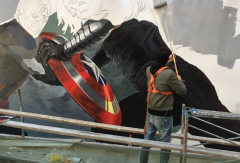 墙绘壁画的色彩设计注意事项