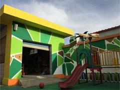 幼儿园涂鸦墙绘设计