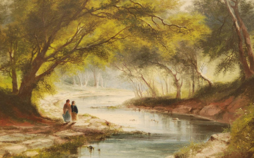 西洋风景画