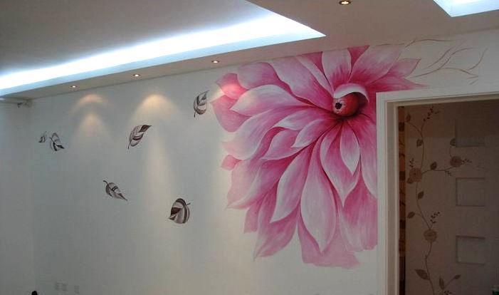 墙面彩绘的施工验收
